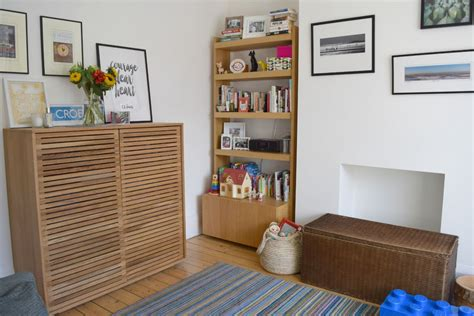 Toy Storage For The Living Room