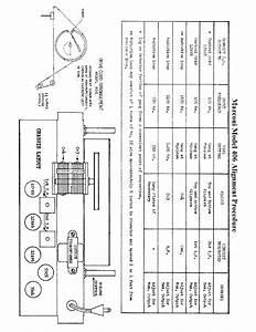 Marconi 406 Sm Service Manual Download  Schematics  Eeprom