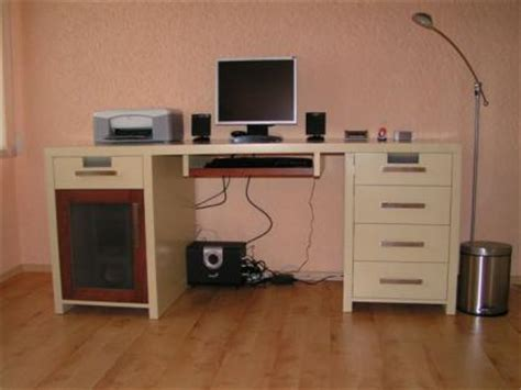 pc bureau sur mesure bureau informatique ordinateur moderne mobilier