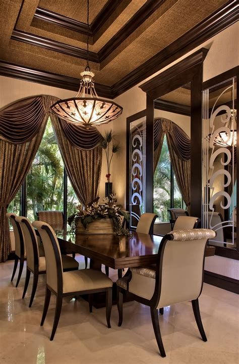 The 25+ Best Elegant Dining Room Ideas On Pinterest