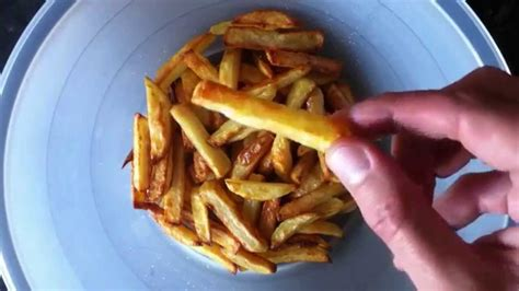 Dfgaren Im Backofen by Pommes Im Backofen Selber Machen Ofenpommes