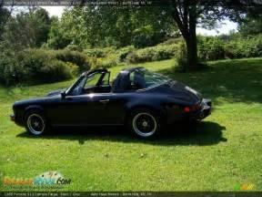 used porsche 911 targa 1986 porsche 911 targa black grey photo 3 dealerrevs com