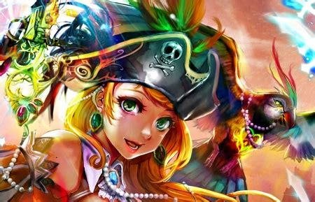 Anime Pirate Wallpaper - pirate other anime background wallpapers on