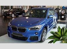 2016 BMW X1 xDrive18d Modell M Sport [BMWview] YouTube