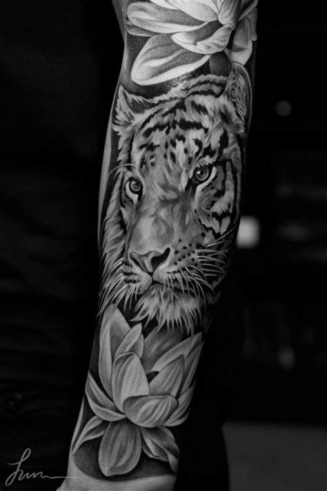 55 Awesome Tiger Tattoo Designs  Pinterest Tatuagens