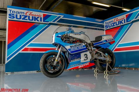Classic Suzuki danny webb joins team classic suzuki for tt motorcycle