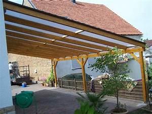 Befestigung überdachung An Sparren : terrasse vorher nachher ~ Orissabook.com Haus und Dekorationen