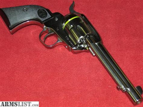 armslist for sale ruger new vaquero revolver 357 mag