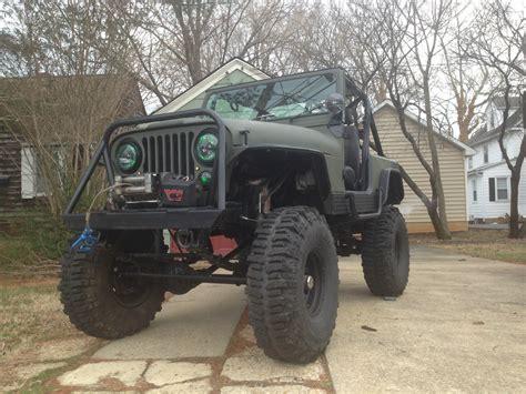 offroad jeep cj wrangler cj cj7 monster jeep custom rod rock
