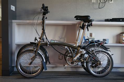 Best Brompton Bike Brompton S6l Folding Bike Review Here S Your Edge In The