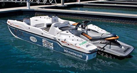 Jet Ski Sport Deck Boat by Shuttle Craft Sports Deck Shuttlecraft Jet Boat