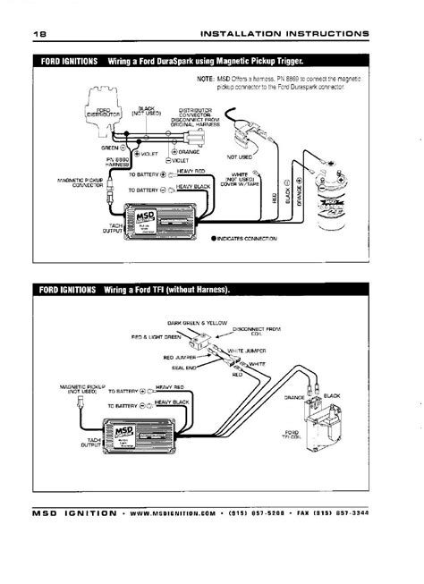 Msd Box Install Help Ford Mustang Forums Corral