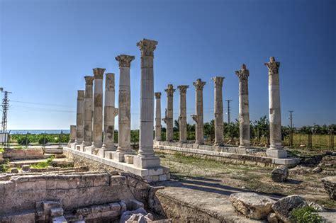 Soli (Pompeiopolis)   Turkish Archaeological News