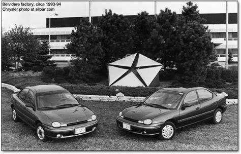 Chrysler Plant Belvidere by Chrysler S Belvidere Assembly And Sting Plant