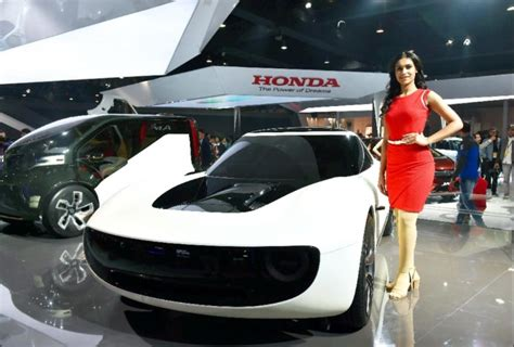 Auto Expo 2018 Starts In Greater Noida, See All Concept