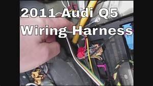 Audi Q7 Trailer Hitch Wiring Adapter