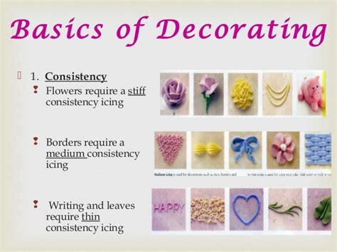 Cake Decorating Tips by Easy Cake Decorating Ideas Learn How To Decorate