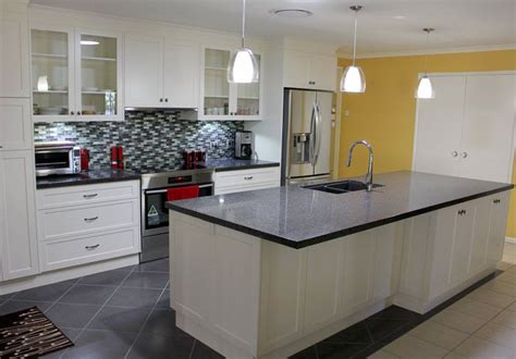 design ideas for small kitchens island kitchen brisbane cabinet makers renovations