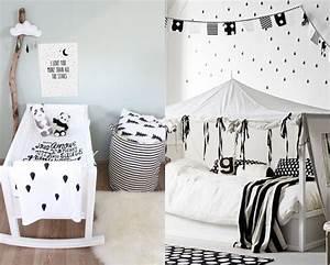 osez les couleurs foncees dans la chambre de bebe With chambre bébé design avec bouquet naissance
