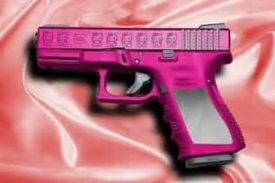 Hello Kitty Gun Pink Glock