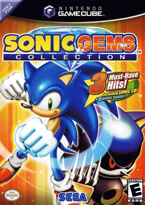 Sonic Gamecubewii Sonic Gamecubewii