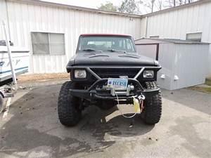 1972 international scout ii rock crawler monster truck ...
