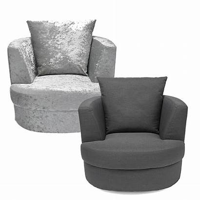 Swivel Chair Bliss Modern French