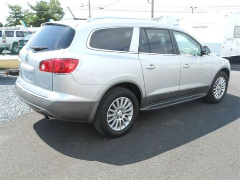 Find Used Great Price '11 Enclave Cxl-fwd Loaded With