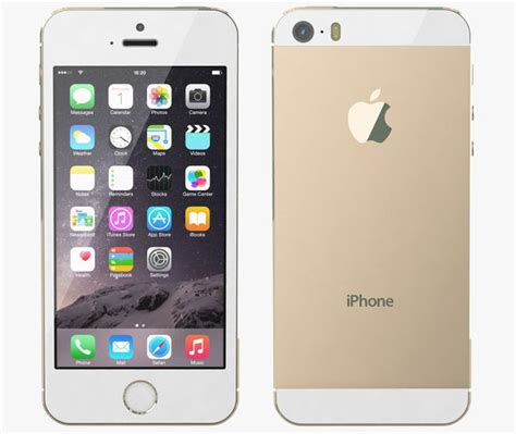 iphone 5s colors apple iphone 5s all color 3d model max obj cgtrader