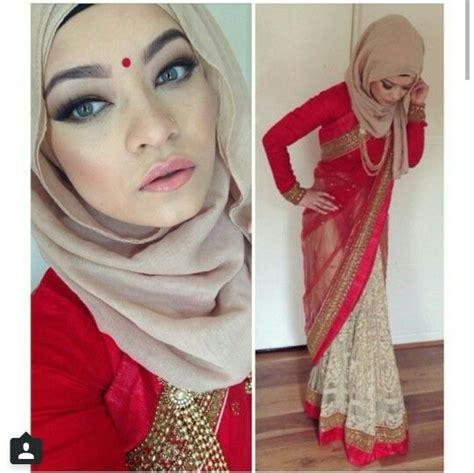 pin   za          saree  hijab stylish