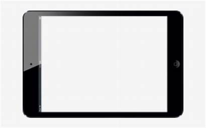 Tablet Clipart Ipad Frame Background Transparent Nicepng