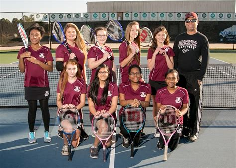 hs tennis girls peachtree academy private school