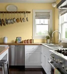 Couleur peinture cuisine 66 idees fantastiques for Couleur taupe clair peinture 2 couleur peinture cuisine 66 idees fantastiques