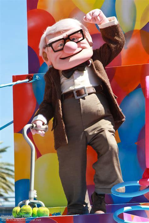 Carl Fredricksen at Disney Character Central