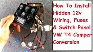 12 Gang Switch Panel Wiring Diagram