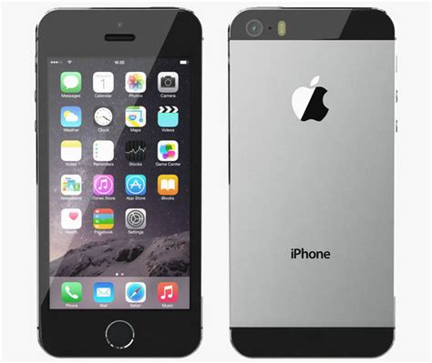 for apple iphone 5 5s gray black cover belt clip 3d model apple iphone 5s space gray cgtrader Luxury