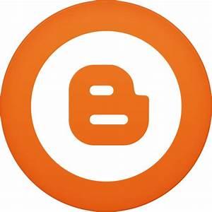 Blogger Icon | Circle Iconset | Martz90