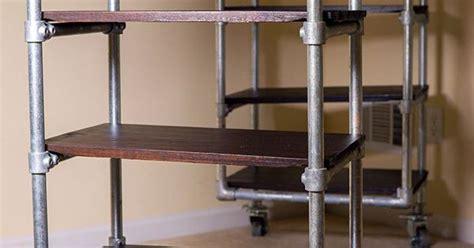 industrial pipe desk shelving plans pipe desks