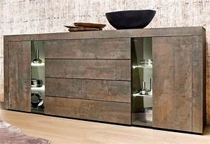 Sideboard Mit Glastüren : sideboard breite 166 cm online kaufen otto ~ Markanthonyermac.com Haus und Dekorationen