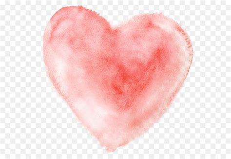 watercolor painting heart watercolor heart