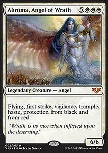 Akroma, Angel of Wrath (Carte Magic) | MagicCardMarket