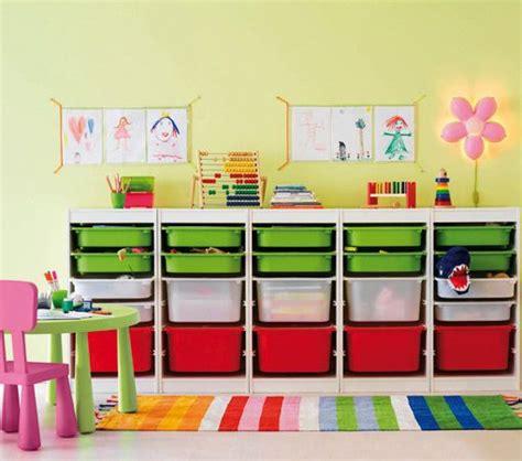 ikea playroom storage        sander