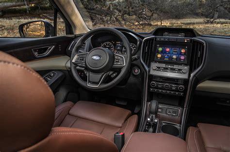 2019 Subaru Ascent 0 60 by Exclusive 2019 Subaru Ascent Prototype Drive