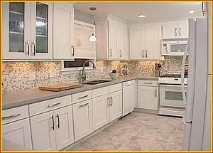 12 Best Of Backsplash Ideas For White Kitchen Cabinets