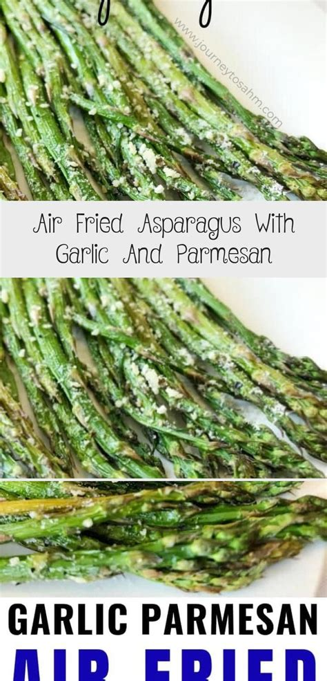 air asparagus parmesan fryer recipes garlic fried recipesfordinner saglikliyasamim eggplant