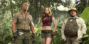 Jumanji Is Now Sony's Second Highest-Grossing Movie Ever