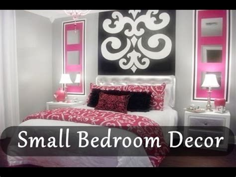 Decor For Small Room by Small Bedroom Decorating Ideas Small Room Decor 2015