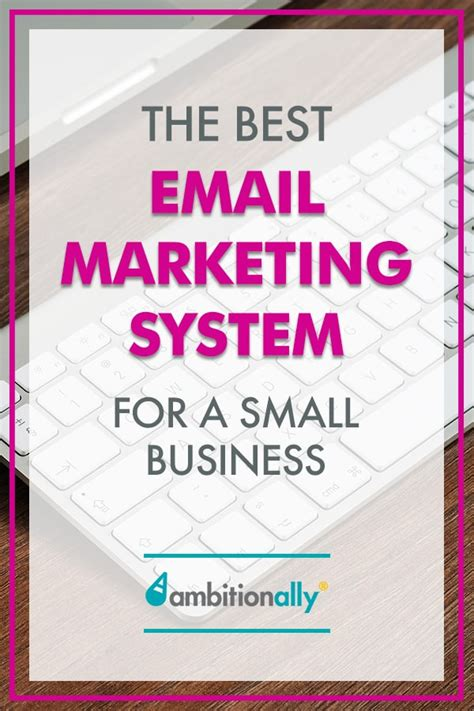 email marketing software  small business