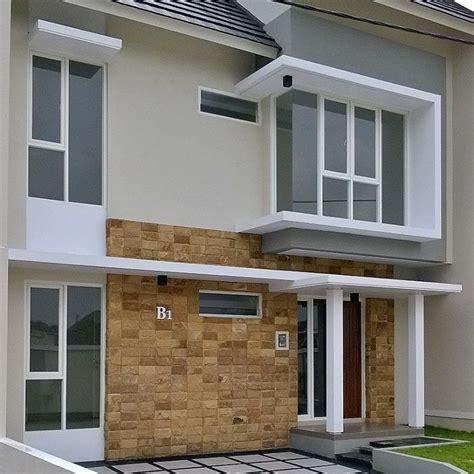 Ragam ⭐ inspirasi warna cat rumah minimalis anti mainstream yang wajib kamu coba ! Warna Cat Rumah Minimalis Lagi Ngerend | Warna eksterior ...