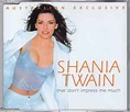 Shania Twain - That Don't Impress Me Much (1999, CD) | Discogs